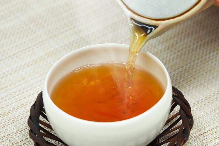 熱飲枇杷茶